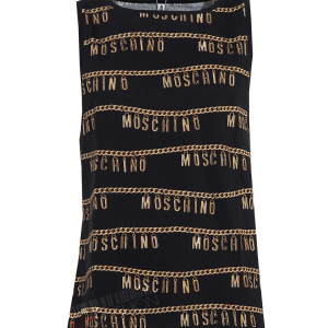 Мъжки потник MOSCHINO- Black&Gold - MyFashionstore.eu