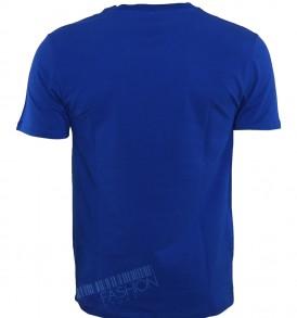 Мъжка тениска MOSCHINO- Blue&White от Myfashionstore.eu