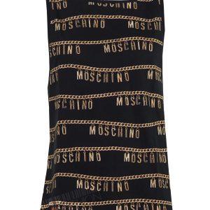 Мъжки потник MOSCHINO- Black&Gold от MyFashionstore.eu