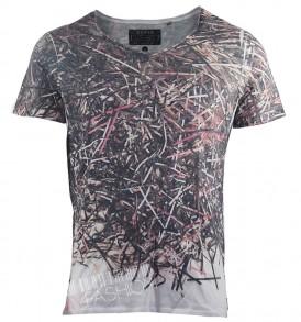 Тениска GUESS- crazy- MyFashionstore.eu