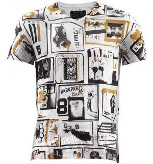 Тениска GUESS- boxes- MyFashionstore.eu