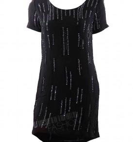 Черна рокля PATRIZIA PEPE от MyFashionstore.eu