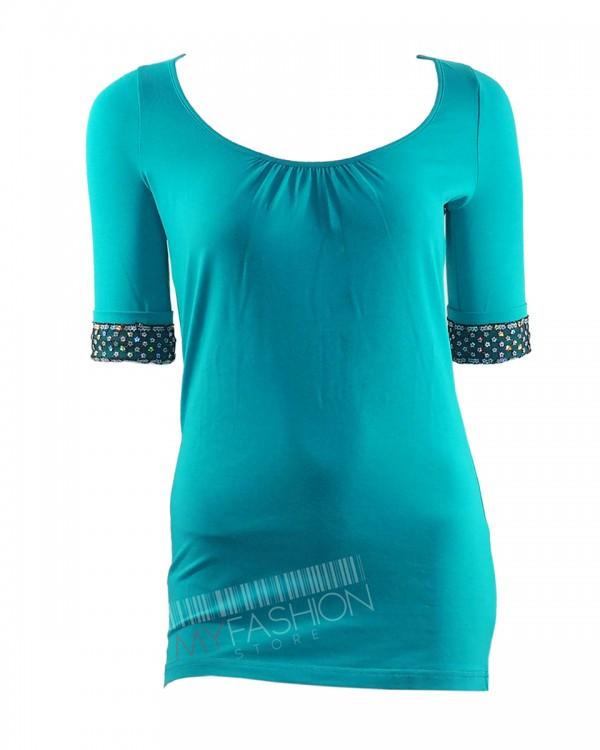 Дамска тениска Stella Capone с декорации от MyFashionstore.eu