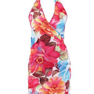 Флорална рокля ОNYX от MyFashionstore.eu