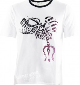 Tениска JUST CAVALLI- white- MyFashionstore.eu