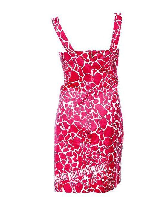 Дамска рокля Versace Jeans-Pink&White - MyFashionstore.eu
