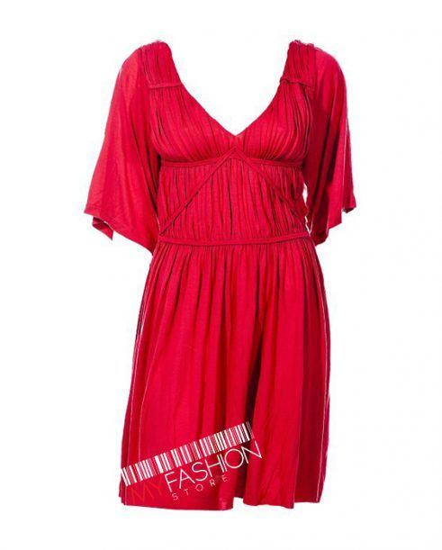 Дамска рокля Gianfranco Ferre- Red passion - MyFashionstore.eu