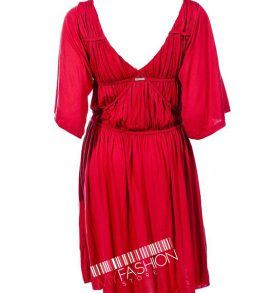 Дамска рокля Gianfranco Ferre- Red passion - MyFashionstore.eu