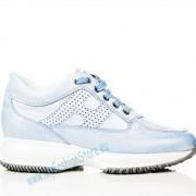 Дамски обувки Hogan- Blue от MyFashionstore.eu