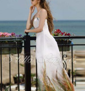 """Дълга рокля """"Фазан"""" от MyFashionstore.eu"""