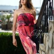 """Дълга рокля """"Палитра"""" от MyFashionstore.eu"""