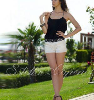 """Къси панталонки """"Дантела"""" от MyFashionstore.eu"""