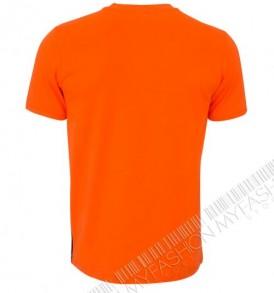 Мъжка тениска BiKKEMBERGS-Orange от MyFashionstore.eu