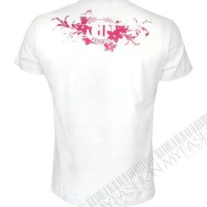 Мъжка тениска Ferre в бял цвят от MyFashionstore.eu