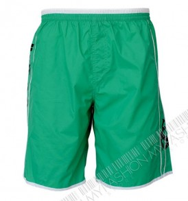 Beachwear шорти Just Cavalli Green&White от MyFashionstore.eu