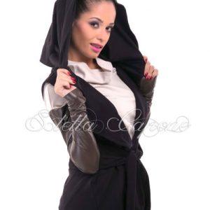 Дизайнерски елек от Stella Capone-Black от MyFashionstore.eu