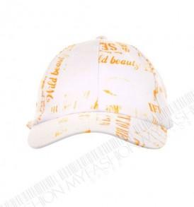 Спортна шапка-Orange от MyFashionstore.eu