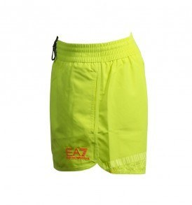 Beachwear шорти EA7- acid lime - MyFashionstore.eu