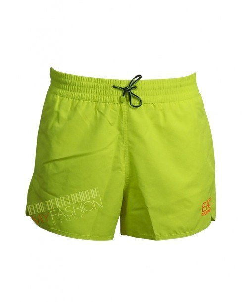Beachwear шорти EA7- acid lime - MyFashionstore.eu