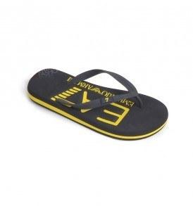 Мъжки чехли EMPORIO ARMANI- yellow - MyFashionstore.eu