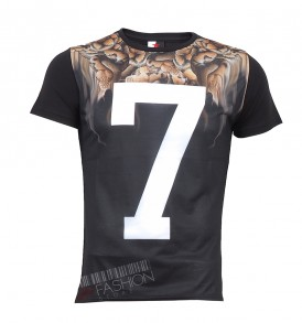 Мъжка тениска Joe Rivetto (J.R.) - Snakes - MyFashionstore.eu