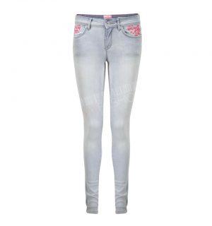 Дънки Superdry Skinny Folkoric Jeans - MyFashionstore.eu