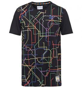 Тениска PUMA X DEE & RICKY TEE - MyFashionstore.eu