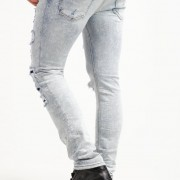 S03LA0053 N30985 Just Cavalli Slim fit - blue denim - MyFashionstore.eu