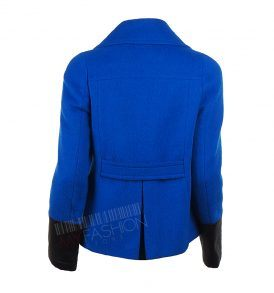 Дамско яке PINKO- blue - MyFashionstore.eu