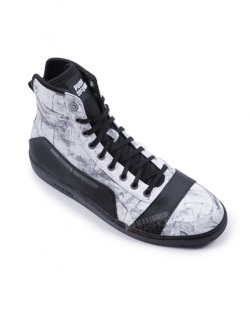 Маратонки PUMA X MCQ Serve Mid Graphic - MyFashionstore.eu