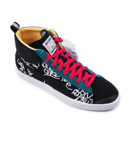 Маратонки Puma X Dee & Ricky Basket Mid Big Apple