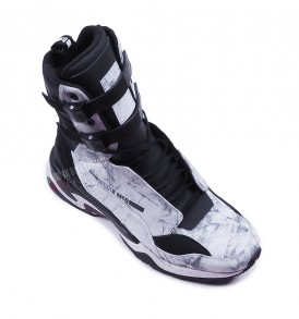 Маратонки PUMA MCQ TECH RUNNER MID GRAPHIC - MyFashionstore.eu