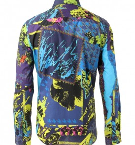 VERSACE B1GIB6R8 16837 248 Мъжка риза - MyFashionstore.eu