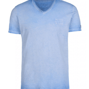 Тениска NAPAPIJRI Blue N0YD0VB12 - MyFashionstore.eu