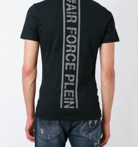"""Тениска PHILIPP PLEIN """"Clever Rock"""" FW16-HM340974-1"""