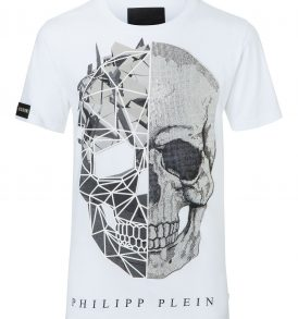 "FW16-HM342775_01_a Тениска PHILIPP PLEIN ""A BIG TROUBLE"""