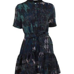 Тюркоазена рокля Pinko - MyFashionstore.eu