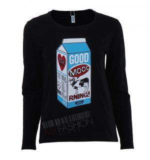 Блуза MOSCHINO - Milk box - myfashionstore.eu