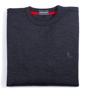 Мъжки пуловер SWISIZE- Grey - MyFashionstore.eu