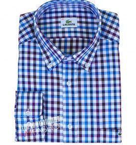 Мъжка риза LACOSTE-24 - myfashionstore.eu