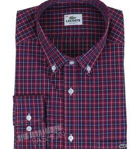 Мъжка риза LACOSTE-28 - myfashionstore.eu
