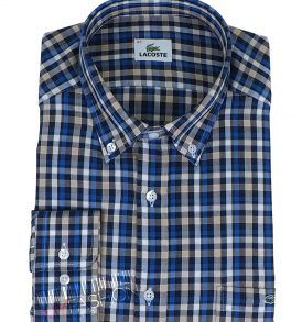 Мъжка риза LACOSTE-23 - myfashionstore.eu