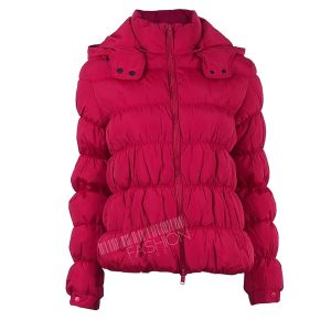 Късо червено яке Silvian Heach - myfashionstore.eu