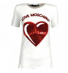 Тениска Moschino W4F600- myfashionstore.eu