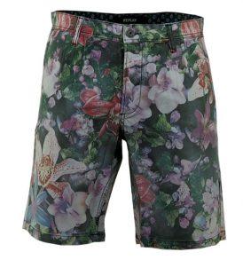 Флорални къси панталони REPLAY - myfashionstore.eu