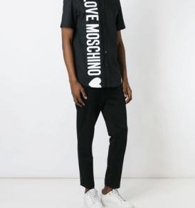 Мъжка риза Love Moschino 2 - myfashionstore.eu