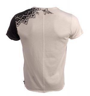 Тениска REPLAY WHT - myfashionstore.eu