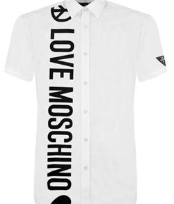 Мъжка риза Love Moschino 1 - myfashionstore.eu
