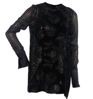 Нежна блуза JUST CAVALLI - myfashionstore.eu