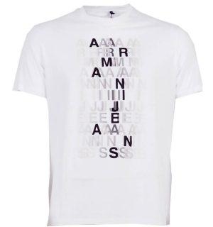 Тениска Armani Jeans-4- myfashionstore.eu